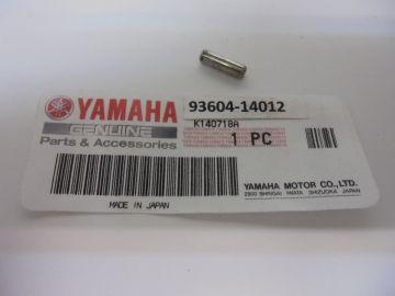 93604-14012 Pin dowel shift TR2/TR3/TD3 / TZ250/TZ350 A-G