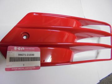 94671-21E00 Fairing insert R.H.Suz.RF600'93 up >red< new