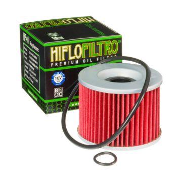 Hiflo filtro HF401 15410-422-000 Honda CB350 untill CB1100
