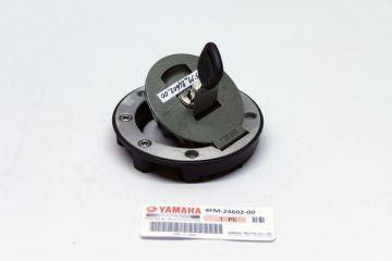 4FM-24602-00 Tank cap assy XJ600 / XJ900 / FZR1000