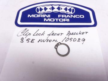 105029 Circlip lock front sprocket Franco Morini automatic