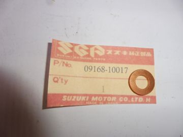 09168-10017 Gasket ring cylinder head GS400 / GS450 / GS500 / GS650 / GS750 untill GS1100