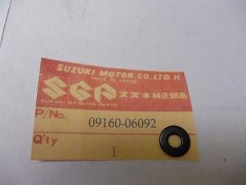 09160-06092 Washer crankcase cover GSXR600 / GSXR750 / GSX1100 / GSXR1100 / RG500 std