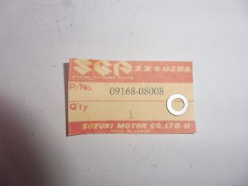 09168-08008 Washer several use Suzuki DR / GSX / GSXR