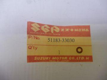 51183-33030 Gasket ring front damper GS400X / GS425L / GS450/ GS750E / GT250 untill GT750
