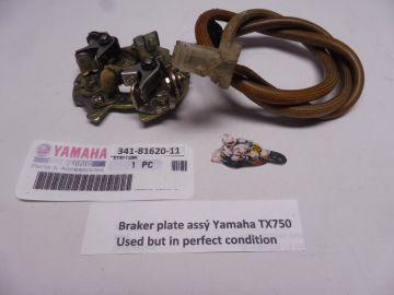 Breaker plate assy TX750 used as new