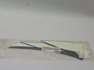 5WX-F8390-10 Sticker graphic set cowling TZR50