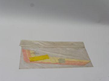 68146-37420-83V Tape frame cover decal TL1000R