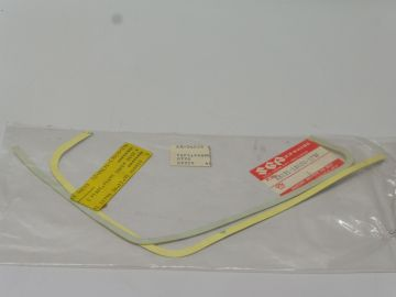 68131-13630-17W Tape R.H. Frame cover Blue TS50XK
