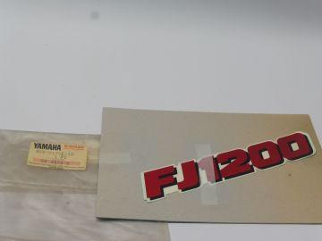 3CV-2173E-10 Graphic decal FJ1200 motorbike FJ1200