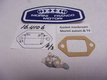 Gasket read valve Morini T4