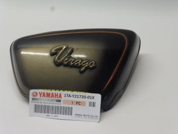 Side cover 2 battery XV1100 Virago used as new