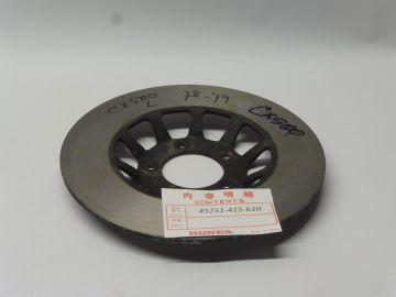 Disc front brake CB400 / CB650 / CX500