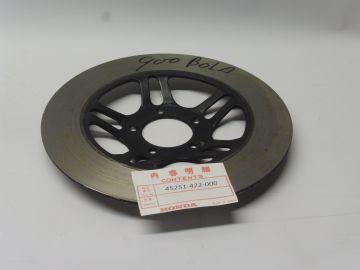 Disc front brake CB750 / CB900 Bol d'or / CBX1000 as new