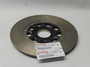 Disc front brake with holder assy TX650 / TX750 / XS1 / XS650