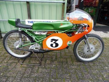 Racingbike Kreidler van Veen 50cc '70 up 5 speed in super conditions