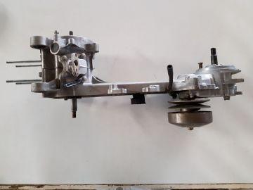 AB50E-E Engine complete PX50 moped