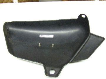Moto Guzzi V65 frame cover L.H. black
