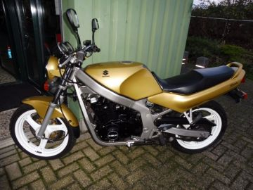 Suzuki GS500E     BY 1993     KM 26.052