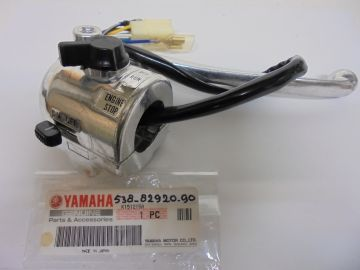 538-82920-90 Lever assy Yamaha DT50
