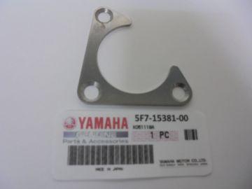 5F7-15381-00 Plate(bearing cover) Yam.TZ250 '81 '82 '83