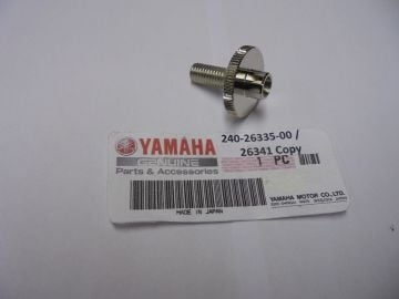 240-26335-00 Screw adj.fr.br & clutch cables Yam.race