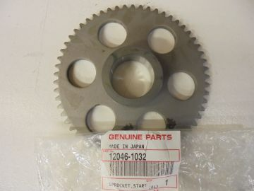 12046-1032 Sprocket clutch starter Kaw.650/750'77up