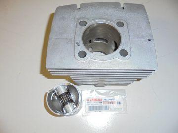 239-11311-00 Cylinder L.H. TR2 new nikasil as new