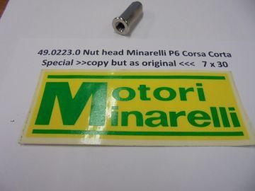49.0223.0 Nut cil.head Minarelli P6 Corsa Corta
