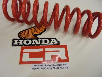 52402-KA4-701 Spring rear cushion Honda CR480 new