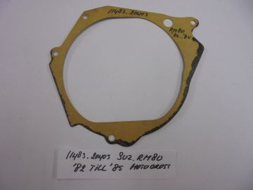 11483-20403 Gasket ignition Suz.RM80 '82up motocross