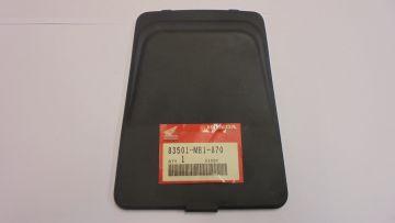 83501-MB1-870 Lid,toolbox Honda VF700C '82 till'84