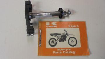 44037-1037 Stem steerring  KX80 '80 up new