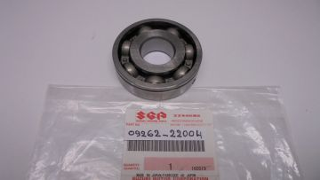 09262-22004 Bearing count.shaft Suz.T/GT500 >.used