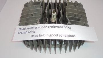 Head Kreidler 50cc Super breitwand in good conditioncorss/racing