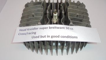 Head Kreidler 50cc Super breitwand in good cond.corss/racing