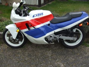 Motorbike CBR600F 1992 in super conditions