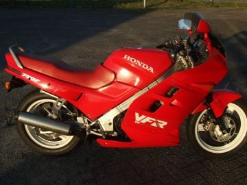 VFR750F used bike in good condition