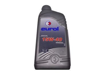 E160020 Eurol special mineral 15W-40 4-stroke oil