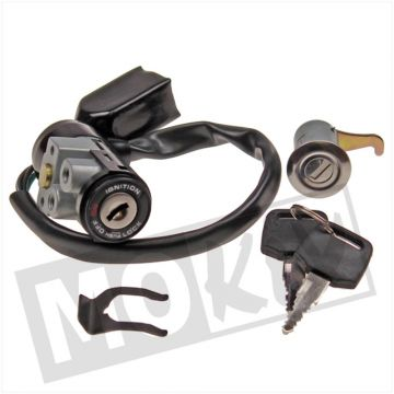 IGNITION LOCK HONDA WALLAROO SET ELEC