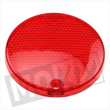 TAILLIGHT GLASS APRILIA WWW/STEALTH RED CE