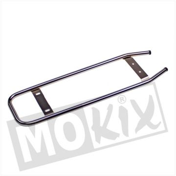 LUGGAGE CARRIER PEUGEOT 103SP/MVL STRAIGHT CHROME