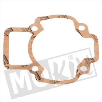 CYL.FOOT GASKET PIA SCOOTERS AC 0.3mm ARTEIN (1)