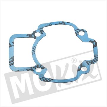 CYL.FOOT GASKET PIA SCOOTERS AC 0.8mm ARTEIN (1)