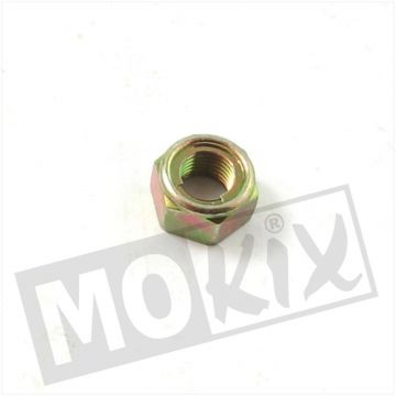 REARWHEEL AXLE NUT 14mm WALLAROO/BW'S/VISION