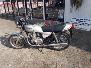 Motorbike Suzuki GS400 2cil.'78 perfect used street bike