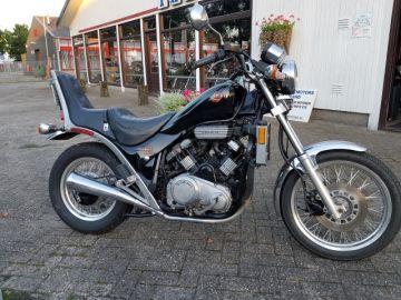 Motorbike Suzuki GV700 Madura '85 perfect