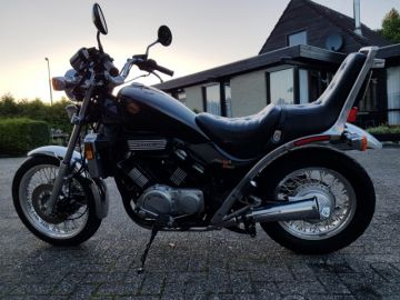 Motorbike GV700 Madura 1985 perfect maintained condition