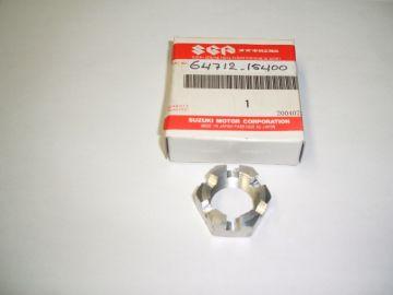 64712-15400 Nut rear wheel shaft RGB500