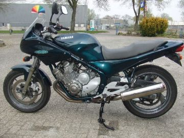 XJ600S Diversion in excellent condition